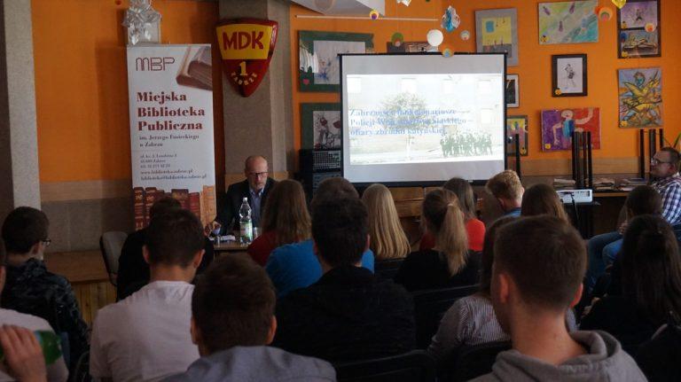 O śląskich policjantach – ofiarach Zbrodni Katyńskiej