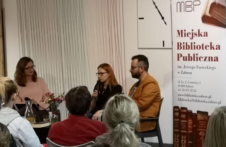 Zaczęło się na dworcu… Spotkanie z M.M. Kuźmińskimi