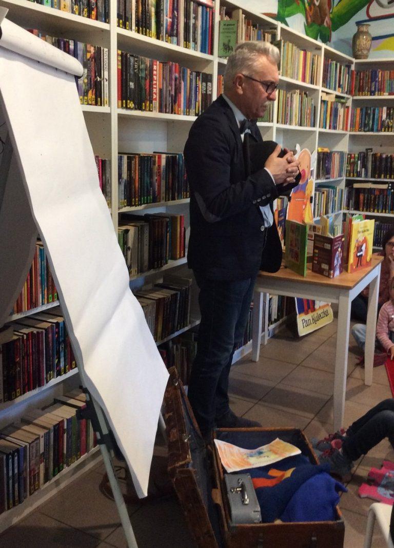 Przygody Pana Kuleczki do dziecięcej biblioteczki