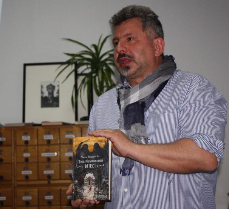 Pasja czytania, czyli warsztaty z booktalkingu