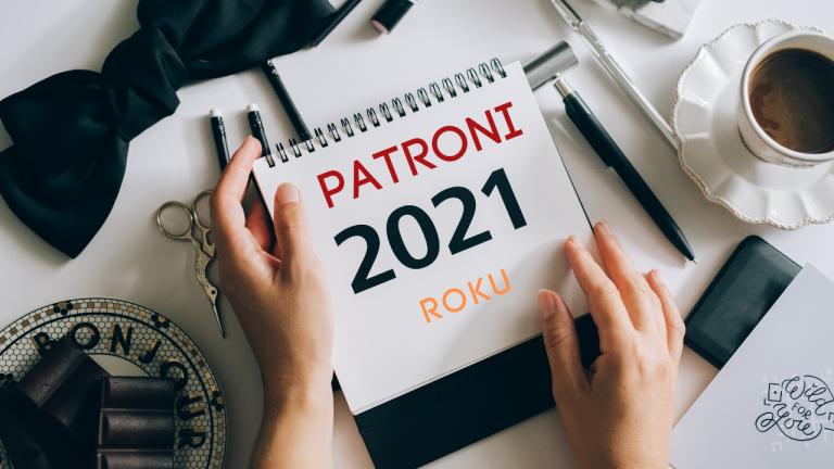 Patroni roku 2021