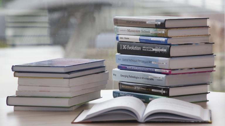 Nowe książki dla Biblioteki